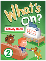 DVD ACTIVITY BOOK