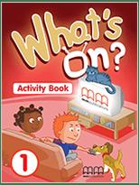 DVD ACTIVITY BOOK